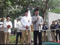Walkot Bandung Resmikan Masjid Maaimmaskuub PDAM Bandung