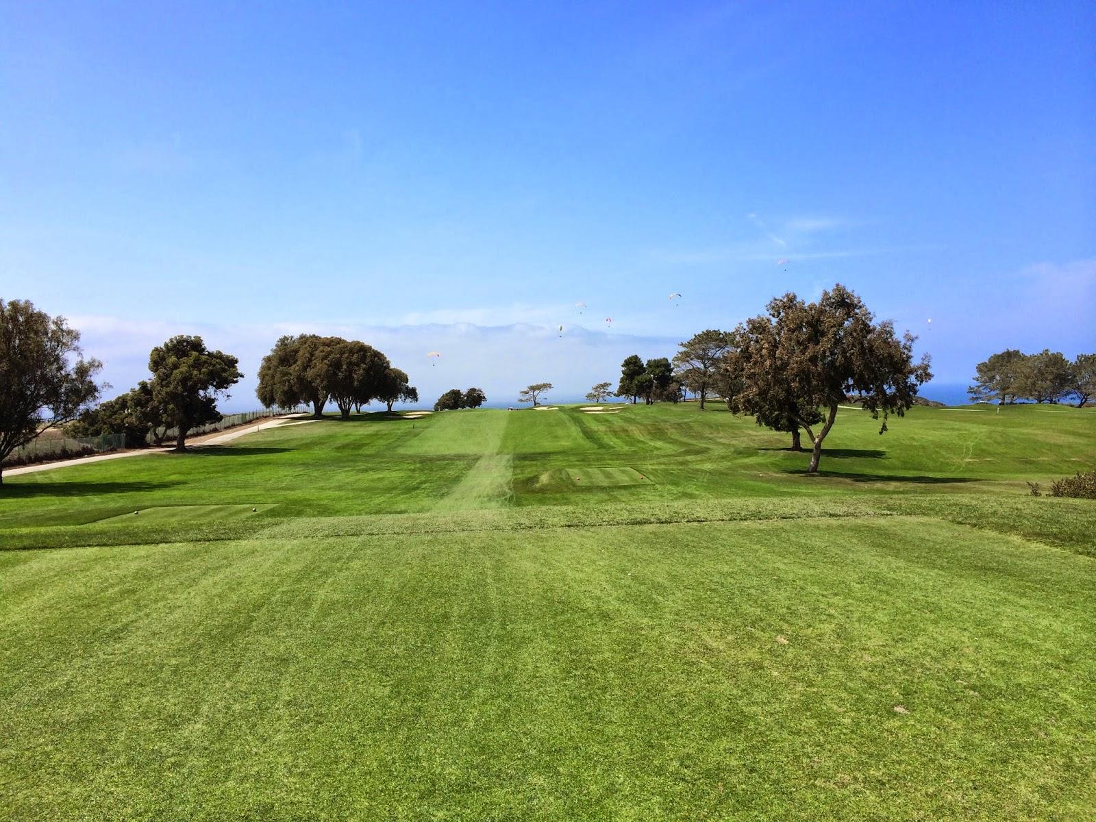 TASTE OF HAWAII: TORREY PINES GOLF COURSE - LA JOLLA ...