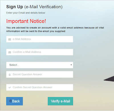 Jamb Profile Email Verification