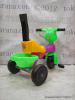 Ride-On Car SHP Boneka Dengan Musik dan Tongkat Dorong 4