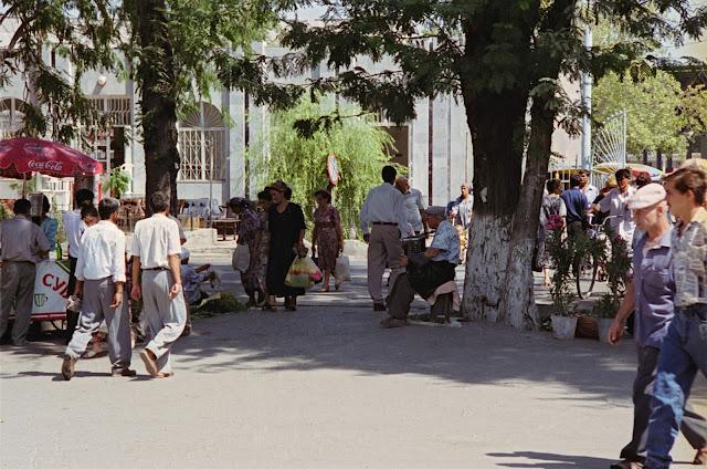 Ouzbékistan, Ferghana, © Louis Gigout, 1999