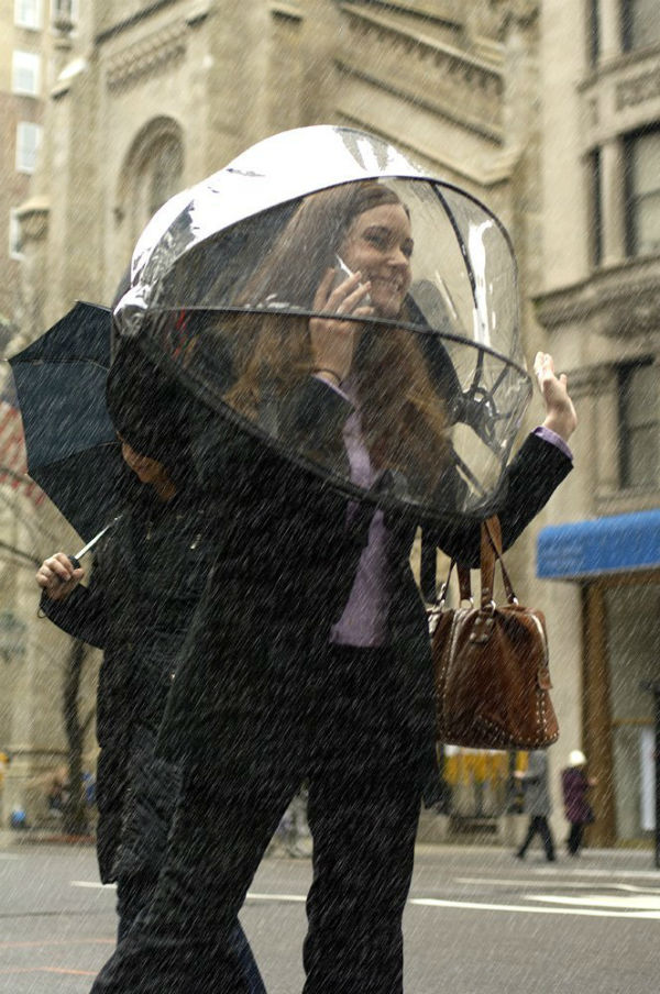An Umbrella You don't have to carry | Spicytec