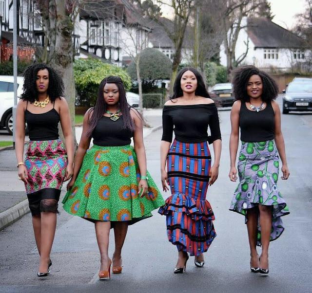 African fashion Ankara styles | Latest Ankara Trends
