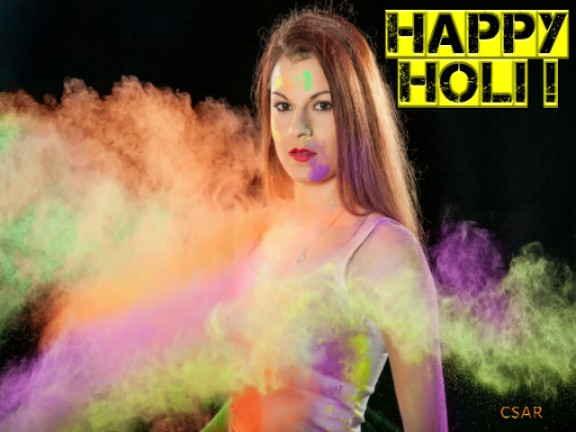 happy holi happy holi