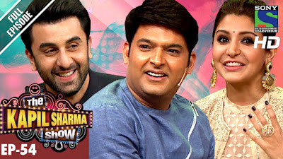 Poster Of The Kapil Sharma Show 23rd October 2016 Episode 54 300MB Free Download
