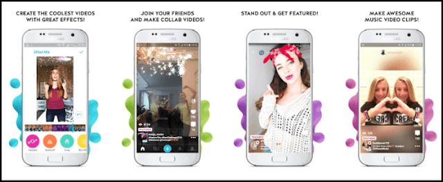 5 applications similar to the popular TikTok application for video creation 82