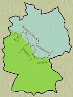 Christkind oder Weihnachtsmann? Verbreitungsgebiete in Deutschland