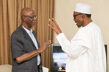 Buhari and Oyegun