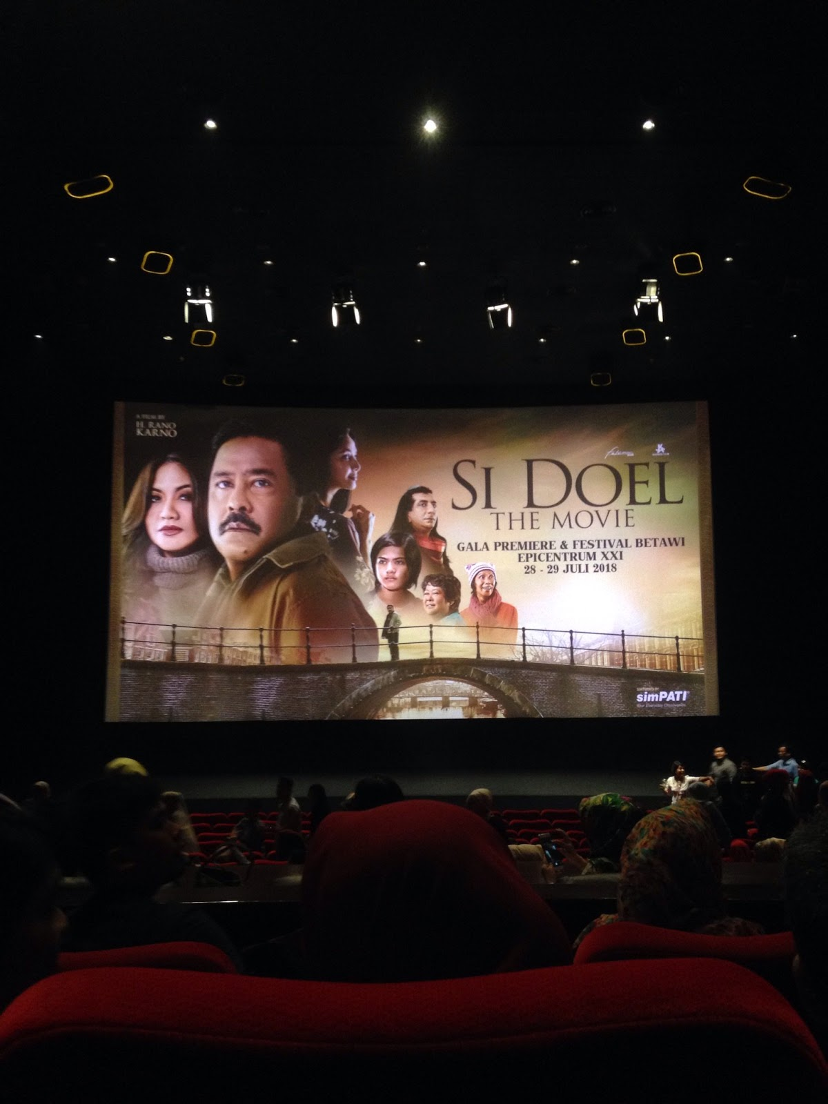 Review Si Doel The Movie Menyelesaikan Kisah Cinta Doel Sarah Dan
