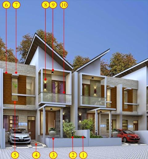Rumah Type 105 (seri 3) 0823.3333.9949