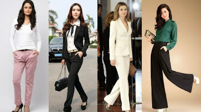 Fashion Wanita Bekerja
