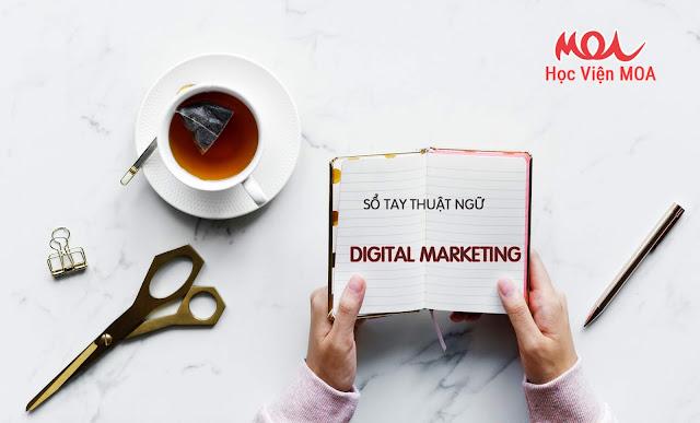 thuật ngữ Digital Marketing hay