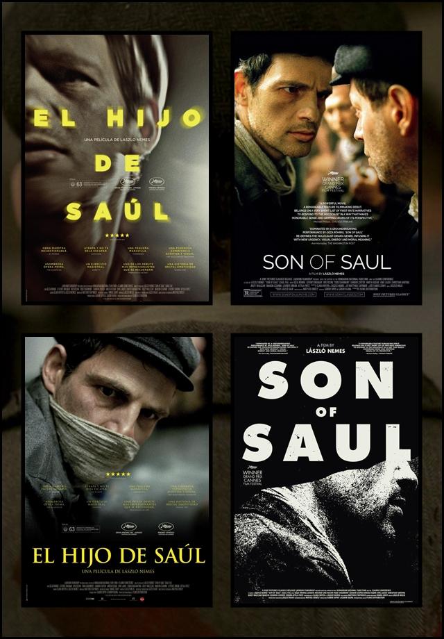Saul fia, Son of Saul, hijo de Saúl, László Nemes