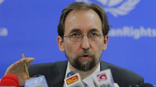 Komisaris Tinggi HAM PBB: Rezim Syiah Assad Penjahat Perang di Aleppo