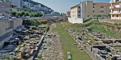Τα ευρήματα της Νεκρόπολη Αμβρακίας