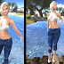 MH Unique - Street Style Denim & Gina Mesh Hair