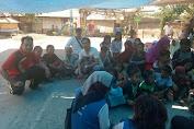 Derita Pengungsi Di Bayan, Tertimpa Musibah Hewan Ternak Juga Di Curi