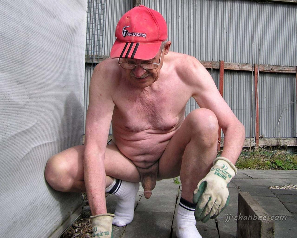 Cock lovely grandpa
