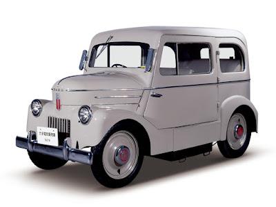 "Nissan: Στην ""πρίζα"" από το 1947 !"