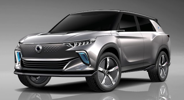 Concepts, Geneva Motor Show, SsangYong, SsangYong Concepts