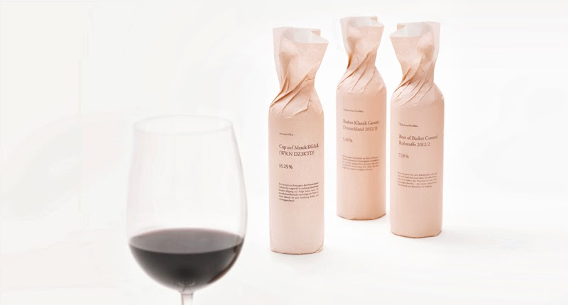 Tendencias en packaging de vino, The Percentage Mailing