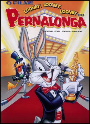 O Filme Looney, Looney, Looney do Pernalong (Dublado)