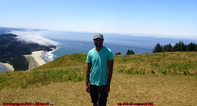 Oregon Cascade Head Scenic  Area