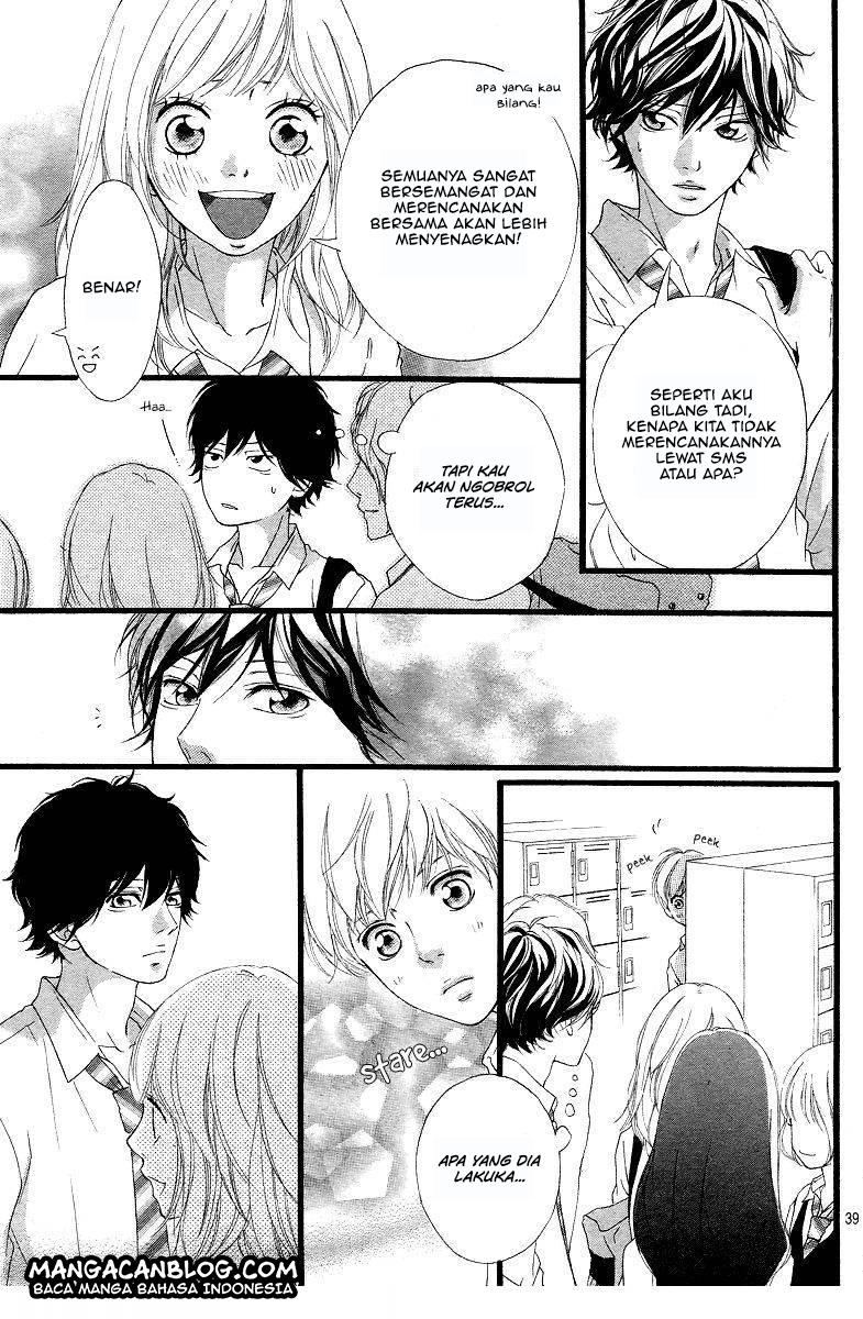 Ao Haru Ride Chapter 14-40