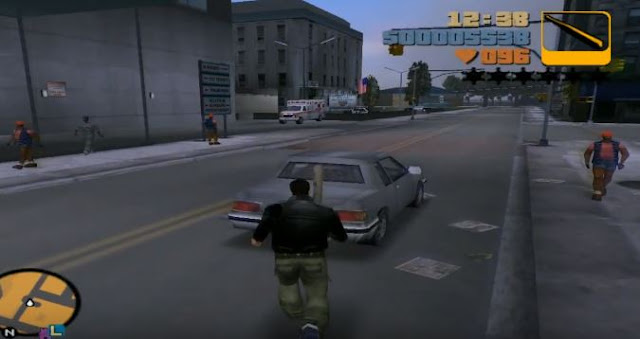 Grand Theft Auto III APK Download APK + OBB