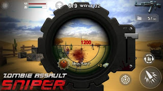 Zombie Assault : Sniper Mod Apk Unlimited Gold And Money Download For Android