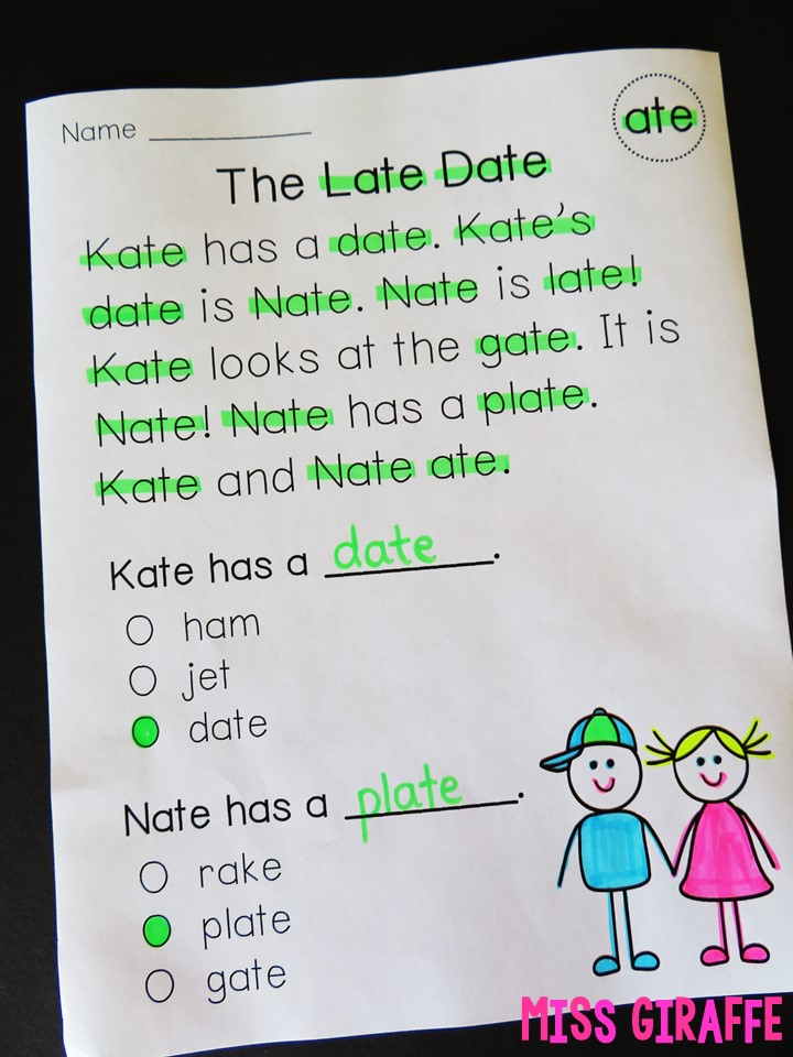 Miss Giraffe's Class: New To Teaching First Grade? Everything You Need To  Know!