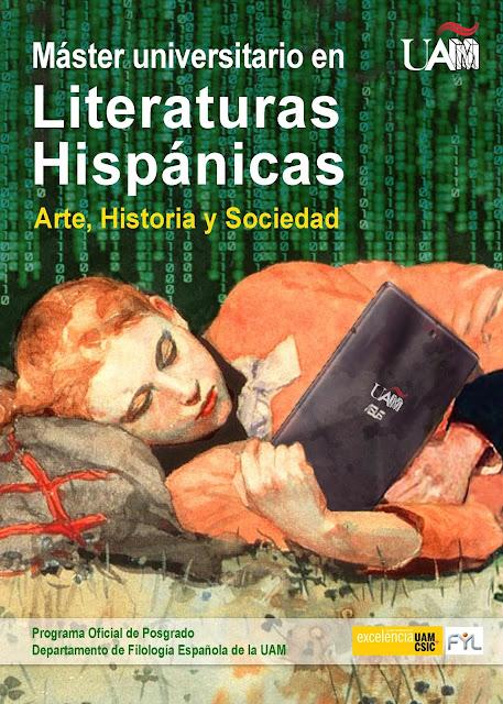 Máster en Literaturas Hispánicas