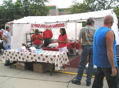 Barberton Mum Fest Ohio Festivals