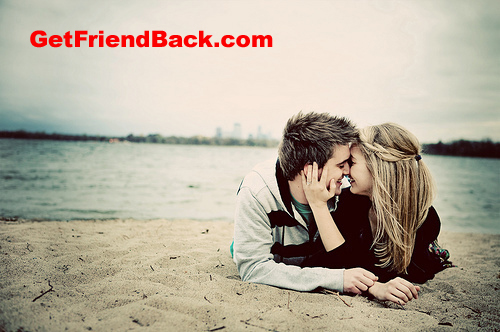 How to get over a girl your friend is dating apologise
