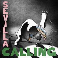Portada de Sevilla Calling (2010)