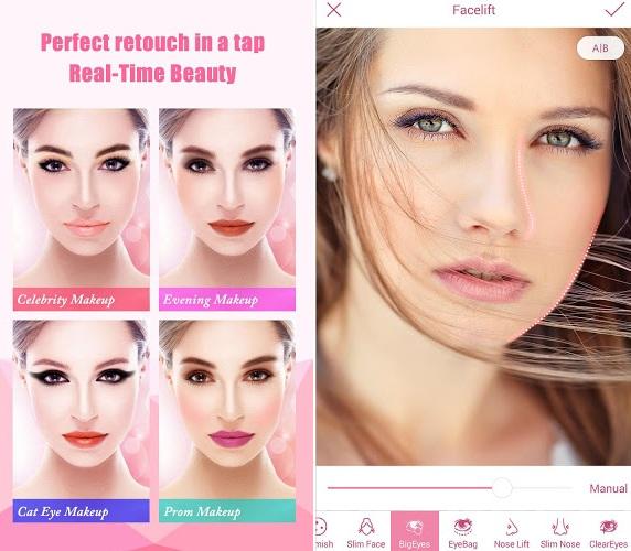 10+ Aplikasi Makeup Wajah di Android agar Kamu Cantik Maksimal