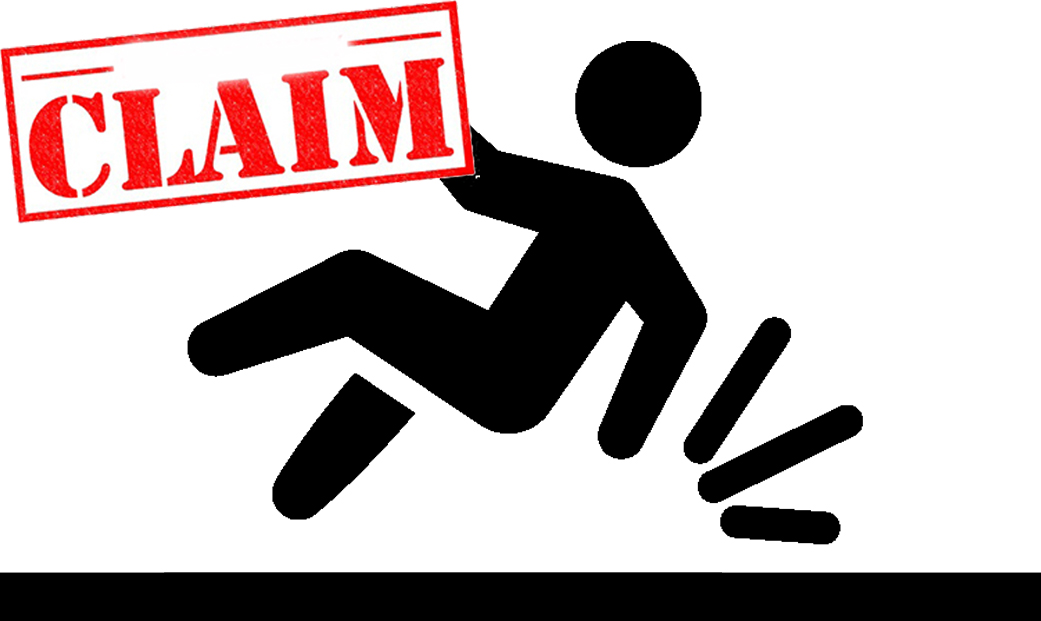 Slip, Trip and Fall Compensation Claim!