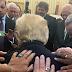 Church Leaders Lay Hands On Donald Trump [photo]