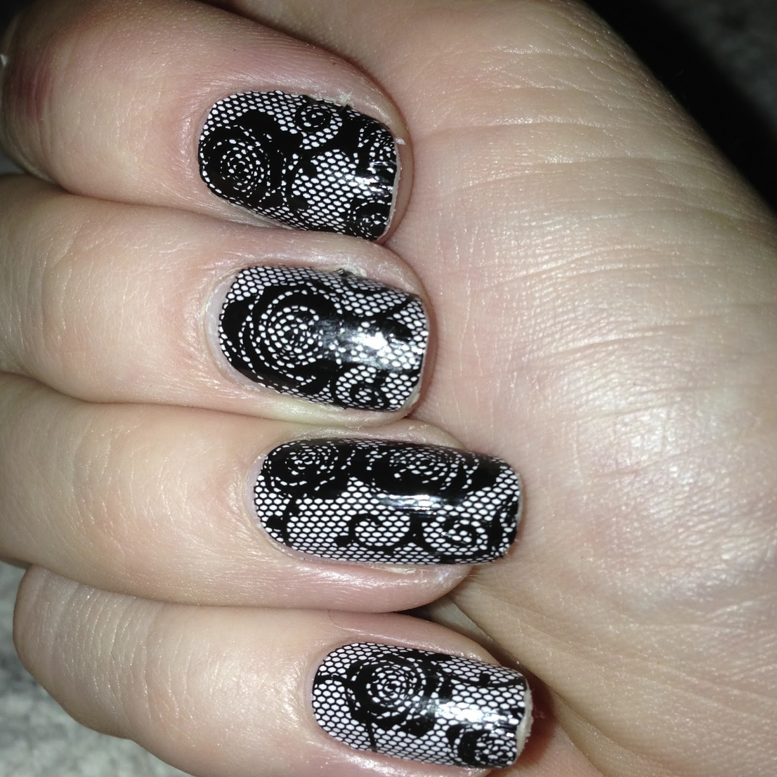 Science Nail Designs: The Science Of Beauty: July 2013
