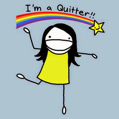Are You a Quitter? #Winners Never Quit