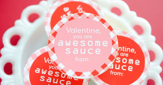 20 Things - Valentine's Goodies For The Whole Family