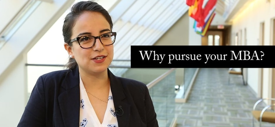 Why Pursue an MBA?