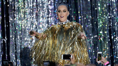 Katy Perry Released Anthem Rise for Summer Olympics 2016