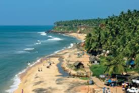 Varkala Beach – India