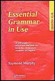 كتاب essential grammar in use