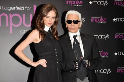 Style File:  Karl Lagerfeld for Impulse