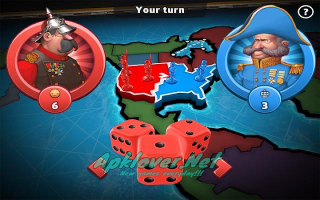 RISK Global Domination MOD APK