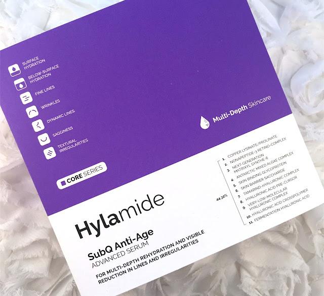 Hylamide Sub Q Anti Age Review