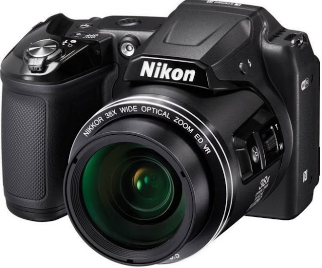 2016 New Camera Nikon Coolpix A review