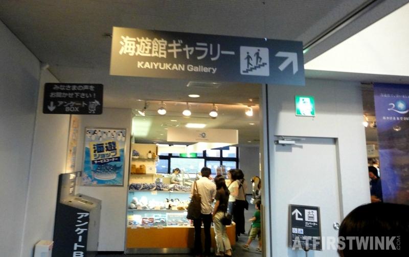 Osaka Aquarium Kaiyukan gallery